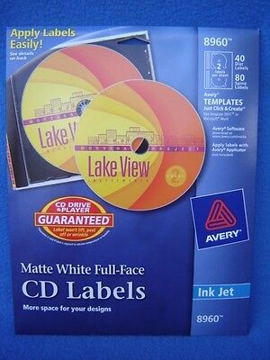 Avery CD Labels - 8960
