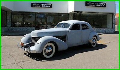 1937 Cord 812 Sedan 1937 CORD 812 BEVERLY SEDAN EXCELLENT SOLID CALIFORNIA CAR RUNS SUPERB