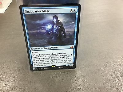 1x SNAPCASTER MAGE CARD FROM 2017 MODERN MASTERS SET-NM-MT