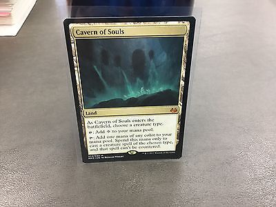 1x CAVERN OF SOULS CARD FROM 2017 MODERN MASTERS SET-NM-MT