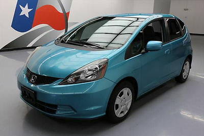 2012 Honda Fit  2012 HONDA FIT HATCHBACK AUTOMATIC CRUISE CTRL ONLY 52K #030253 Texas Direct