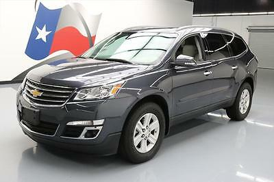 2014 Chevrolet Traverse  2014 CHEVY TRAVERSE 2LT 8PASS HTD LEATHER PANO ROOF 24K #202720 Texas Direct