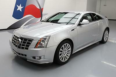 2013 Cadillac CTS Performance Coupe 2-Door 2013 CADILLAC CTS 3.6L PERFORMANCE COUPE HTD SEATS 25K #141616 Texas Direct Auto