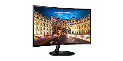 Samsung C24F390 24in Curved VA LED Monitor - 129575