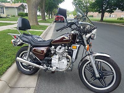 1979 Honda CX500  1979 Honda CX500C Custom Extremely Nice and Well Sorted. Ready to Ride! NR!