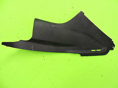 03-09 Yamaha Yzf R6S Left Front Duct Cover Panel Cowl
