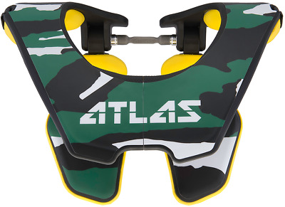 Atlas Tyke Youth Neck Brace - Motocross Dirtbike Offroad Youth