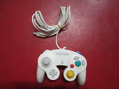 GAMECUBE Controller(White) Accessories JP GAME.