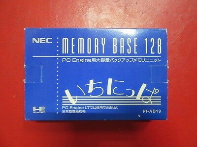 Memory Base 128(PC Engine) Accessories JP GAME.