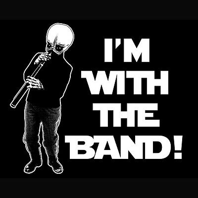I'm With The Band T-Shirt * Star Wars, Funny, Movie Shirt