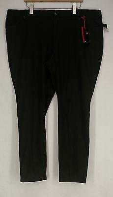 Style & Co. Plus Size Jeans24W Skinny Jeggings Evening Olive Green New