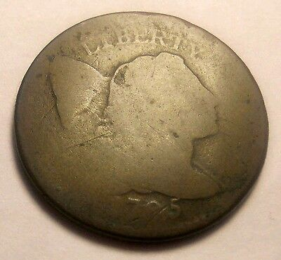 1795 Liberty Cap Large Cent Nice FREE Shipping