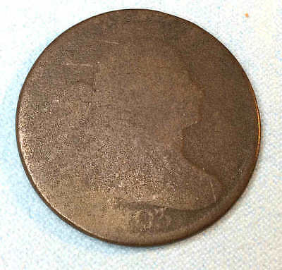 1803 Large Cent Large Date Large Fraction RARE FREE SHIPPING