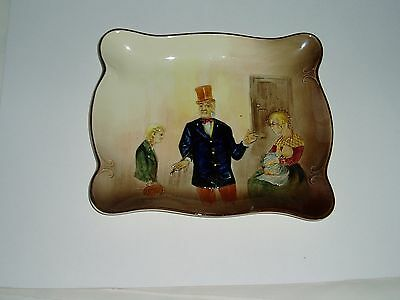"""ROYAL DOULTON.........""""David Copperfield""""  DISH.........excellent condition"""