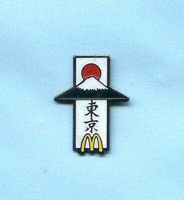 Pins  Mc  Donald's  Japan  Japon  Us521
