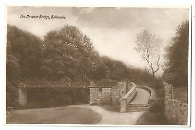 sa irish postcard ireland mayo the bower bridge ballinrobe