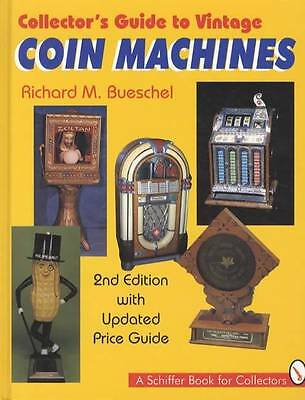 Vintage Coin & Slot Machines Reference w Arcade Games Trade Stimulators & Others