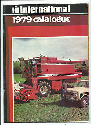 Ih International 1979 Catalogue 48 Pages