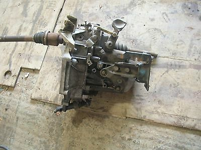 Peugeot 207 1.4 16v gearbox, 5 speed manual 20CQ25
