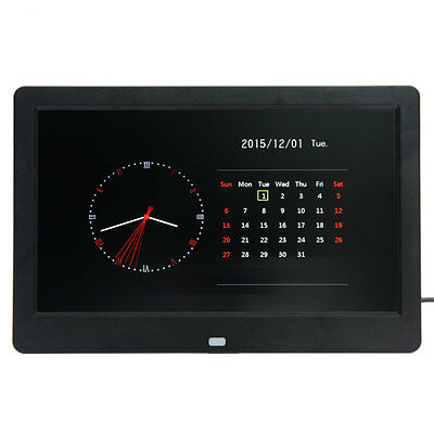 """10""""inch Multi-fonction HD Digital Photo Frame Picture Player + Reomte Control"""