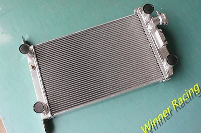 Aluminum Radiator Ford Street/hot Rod W/flathead V8 Manual 1937-1939 56Mm