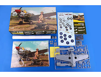 "EDUARD 11104 P-40N ""Warhawk"" in 1:32 LIMITED"