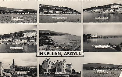 Postcard - Innellan - 9 Views