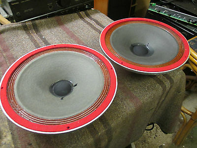 Richard Allan Cg12 Bass Speakers Pavane