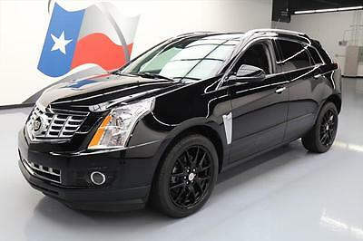 2014 Cadillac SRX Performance Sport Utility 4-Door 2014 CADILLAC SRX PERFORMANCE AWD PANO ROOF NAV 37K MI #683015 Texas Direct Auto
