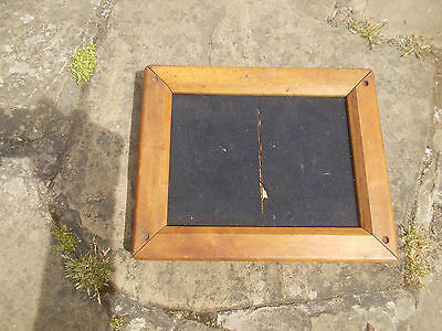 Large Vintage Wooden Contact Printing Frame Photography Camera Bargain BiN