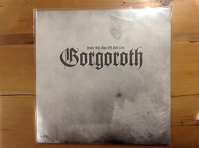 GORGOROTH - Under the Sign of Hell 2011 - picture LP '16 - MINT Black Soulseller