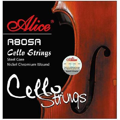 ALICE Muta per Violoncello Nickel Chromium Wound