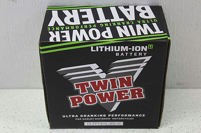 Twin Power Lithium-Ion Battery for Harley Daivdson Motorcycle DLFP14HL-BS-H