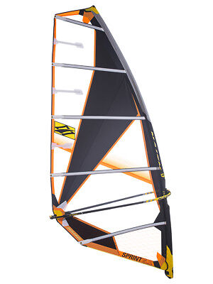 Naish Sprint Sail Windsurfsegel Größe: 7.7
