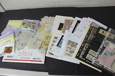 CKStamps : Lovely Unsorted Mint & Used Middle East Stamps Collection In Pages &