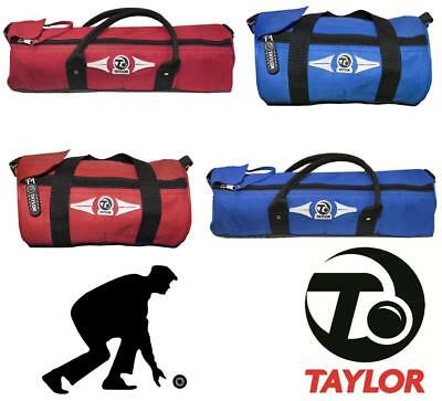 New 2017 Thomas Taylor Cylinder Bowls Bag Holdall Cluth Bag