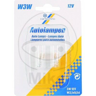 Scooter Cartechnic Bulb 12V 3W W2.1X9.5D CT