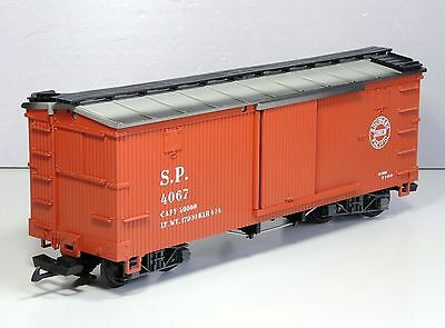 LGB - US-Güterwagen - BoxCar - S.P. - Southern Pacific (4067) / OVP