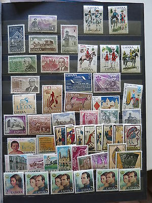 ESPAGNE 1975 COLLECTION** ANNEE QUASIMENT COMPLETE °/bl783