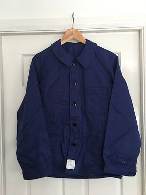 Deadstock French Work Jacket Vintage Workwear (051)