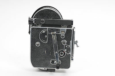 Bolex H16 Standard 16mm Movie Camera H-16                                   #278