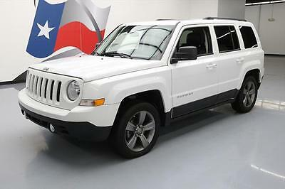 2015 Jeep Patriot  2015 JEEP PATRIOT HIGH ALTITUDE ED HTD LEATHER SUNROOF  #399023 Texas Direct