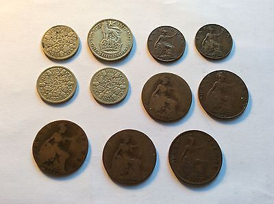 Collection of GB George V Coins