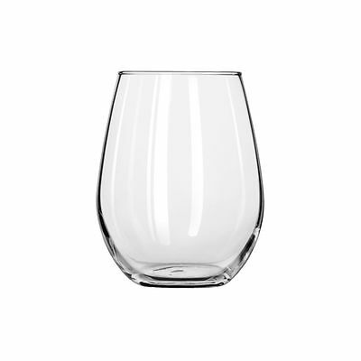 Libbey 217 Stemless 11.75 Ounce White Wine Glass - 12 / CS