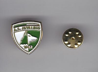 AS Avellino ( Italy ) - lapel badge butterfly fitting