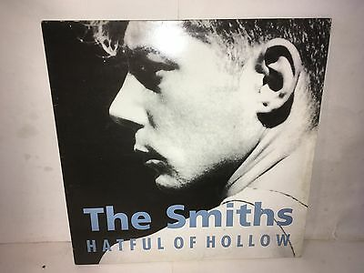 The Smiths Hatful Of Hollow Lp A1 B3