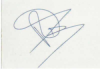 Motherwell Craig Sansom HAND SIGNED card