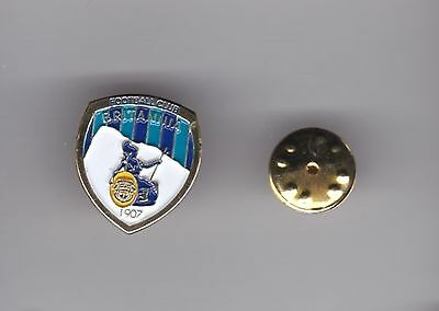 Britannia ( Gibraltar) - lapel badge butterfly fitting