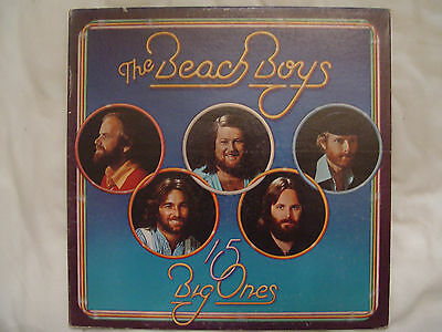 The Beach Boys - 15 Big Once LP