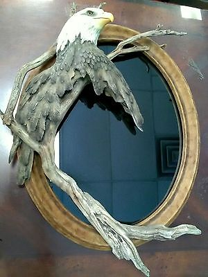 A collectable...BALD EAGLE three dimensional mirror.. Mill Creek Studios inc.